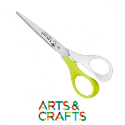 Ciseaux gaucher Maped Vivo Shape 3D - 16 cm