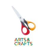 Ciseaux gaucher plus Sensoft 3D - 13.5 cm - bouts arrondis