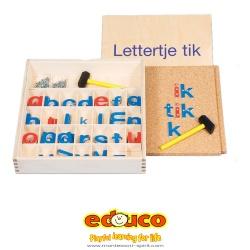 Letter tic