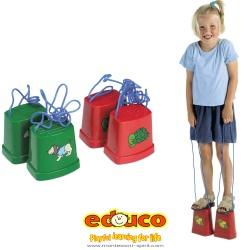 Walking stilts 15 cm