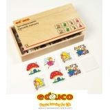 Fairytale memory game