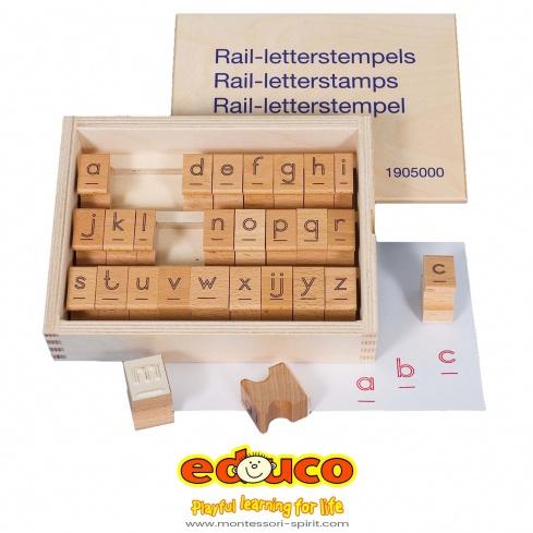 Rail-letterstamps