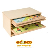 Maxi puzzlecase 40 (empty)