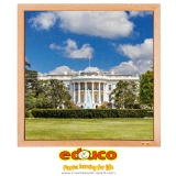 USA puzzle - White house (25 pieces)