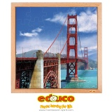 USA puzzle - Golden Gate (36 pieces)