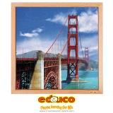 USA puzzle - Golden Gate (36 pieces)