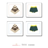 Clothes Matching Cards