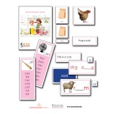 Short Phonetic Reading Series (Pink)