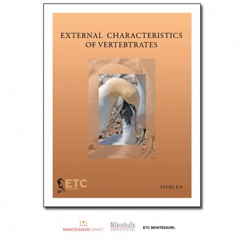 External Characteristics of Vertebrates