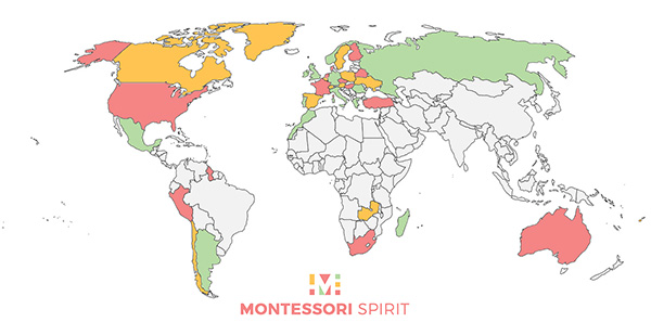 Carte Montessori Spirit