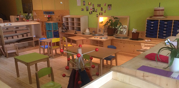 Ecole Montessori de Bergerac
